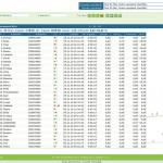Izračunski pregled preglednica
