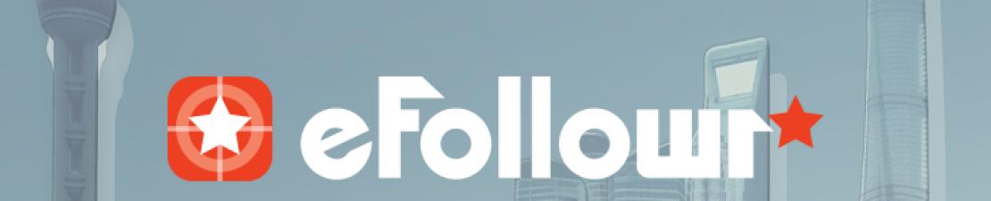 follow Obvestila sledilci eFollowr